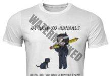 John Wick be kind to animals or i'll kill you with a fucking pencil classic men shirt