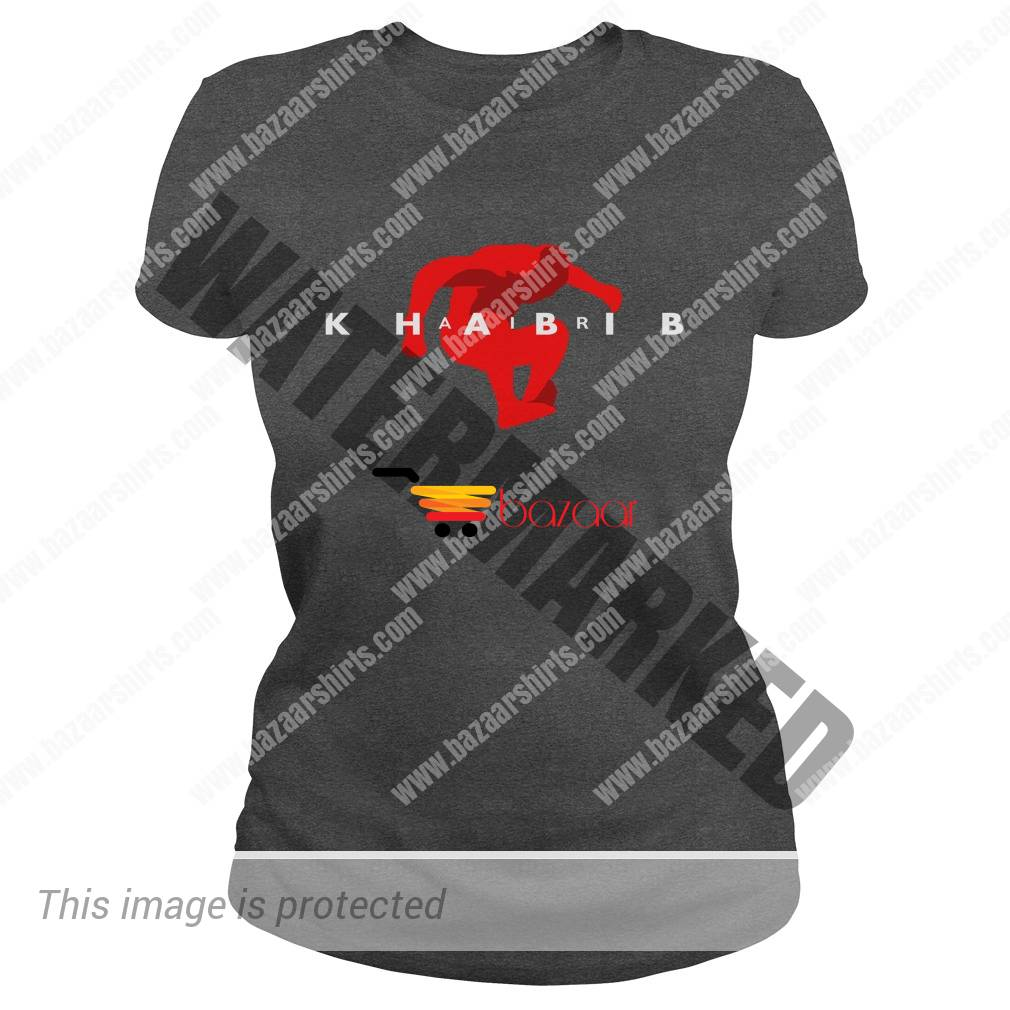 Khabib Air lady tee