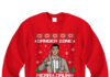 Archer Danger Zone Merry Drunk I'm Christmas Ugly Sweater