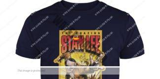 Pow Entertainment's Amazing Stan Lee shirtPow Entertainment's Amazing Stan Lee shirt